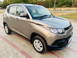 Mahindra KUV 100 mFALCON G80 K4