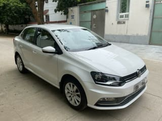 Volkswagen Ameo 1.5 TDI Highline AT