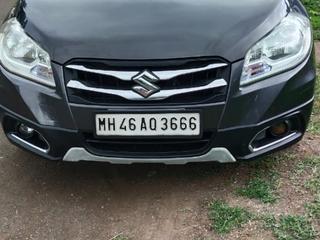 Maruti SX4 S Cross DDiS 200 Zeta
