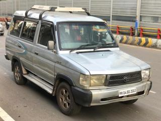 Toyota Qualis Fleet A1
