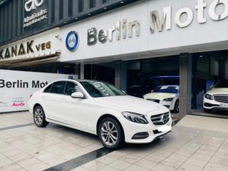 Mercedes-Benz New C-Class C 200 CGI