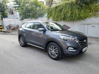 Hyundai Tucson 2.0 Dual VTVT 2WD AT GL Opt