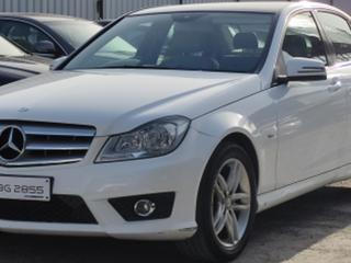 Mercedes-Benz New C-Class C 220 CDI Sport Edition