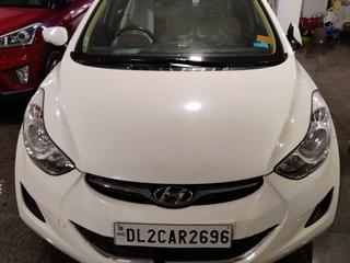 Hyundai Elantra CRDi S