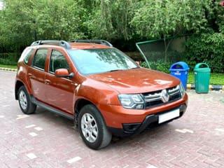Renault Duster Petrol RxL