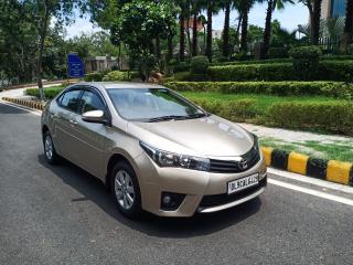 Toyota Corolla Altis 1.8 G