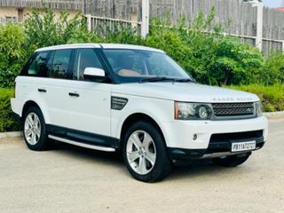 Land Rover Range Rover Sport Supercharged V8 (Petrol)