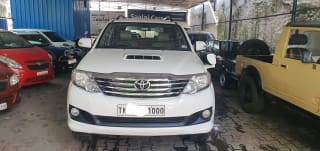 Toyota Fortuner 2.5 4x2 AT TRD Sportivo