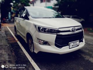 Toyota Innova Crysta 2.4 ZX AT