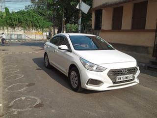 Hyundai Verna VTVT 1.4 E