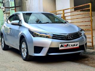 Toyota Corolla Altis D-4D G