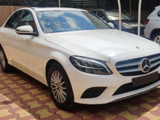 Mercedes-Benz New C-Class Progressive C 220d