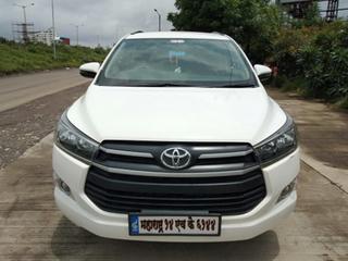 Toyota Innova Crysta 2.4 G Plus MT BSIV