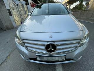 Mercedes-Benz B Class B180 CDI