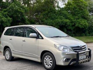 Toyota Innova 2.5 EV Diesel PS 8 Seater BSIII