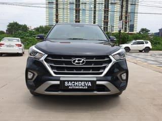 Hyundai Creta 1.6 SX Automatic