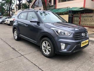 Hyundai Creta 1.6 CRDi AT SX Plus