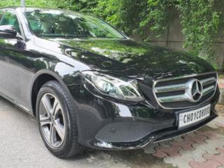 Mercedes-Benz E-Class Exclusive E 200