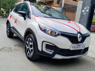 Renault Captur 1.5 Diesel RXT