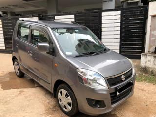 Maruti Wagon R VXI