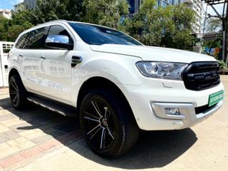 Ford Endeavour Titanium Plus 4X4