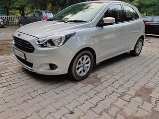 Ford Figo 1.2P Titanium Plus MT