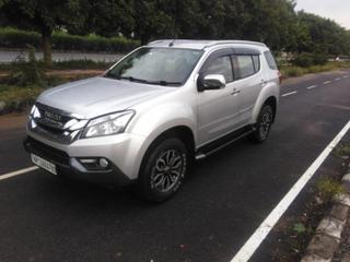 Isuzu MU-X 2WD