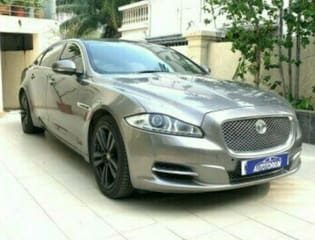 Jaguar XJ 5.0 L V8 Supercharged
