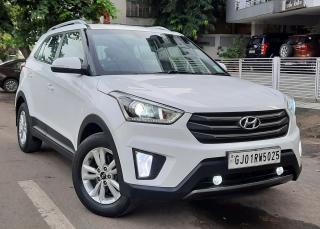 Hyundai Creta 1.6 CRDi AT S Plus