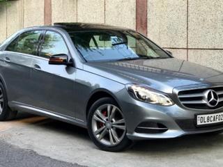 Mercedes-Benz E-Class E250 CDI Avantgarde