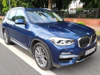BMW X3 xDrive 20d Luxury Line