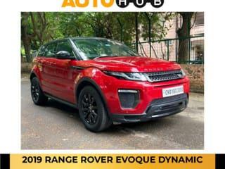 Land Rover Range Rover Evoque 2.0 TD4 HSE Dynamic