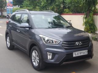 Hyundai Creta 1.6 SX Option