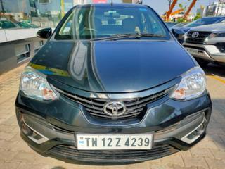 Toyota Etios 1.5 V