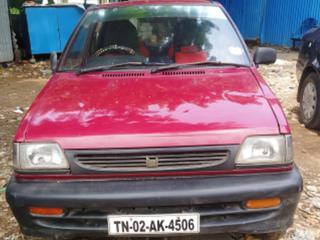 Maruti 800 Std BSIII