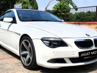 BMW 6 Series 650i Coupe