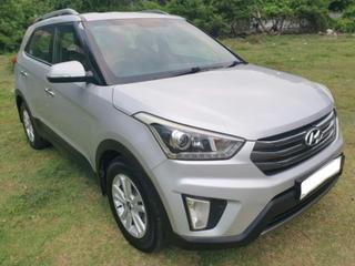 Hyundai Creta 1.6 SX Automatic Diesel