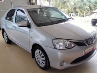 Toyota Etios 1.4 GD