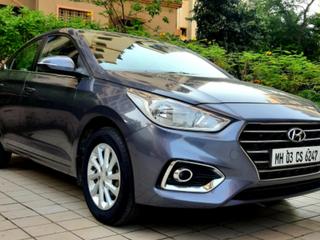 Hyundai Verna VTVT 1.6 AT EX