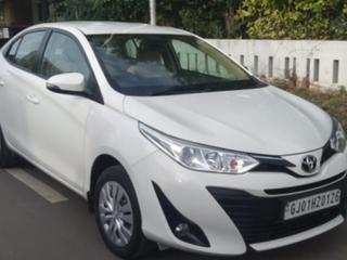 Toyota Yaris G CVT