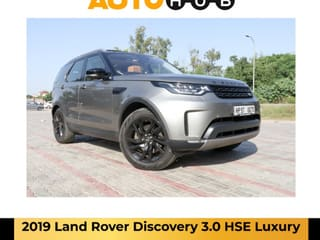 Land Rover Discovery HSE Luxury 3.0 Si6