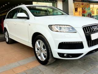 Audi Q7 3.0 TDI Quattro Technology