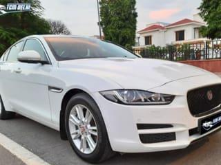 Jaguar XE 2.0L Diesel Prestige