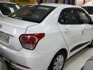 2015 Hyundai Xcent 1.1 CRDi S Option