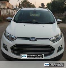 2016 Ford EcoSport 1.5 TDCi Titanium Plus BE