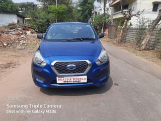 2017 డాట్సన్ గో టి BSIV