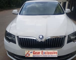 2014 Skoda Superb 2009-2014 Elegance 2.0 TDI MT