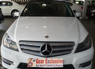 2013 Mercedes-Benz New C-Class C 250 CDI Elegance