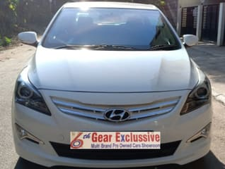 2015 Hyundai Verna VTVT 1.6 AT SX Option