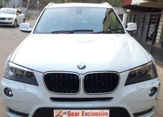 2013 BMW X3 xDrive30d M Sport